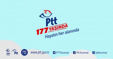 PTT A.Ş. 177. YIL TANITIM FİLMİ
